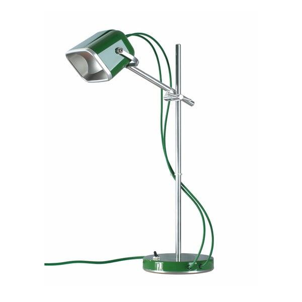 Stolní lampa Swab Mob, zelená