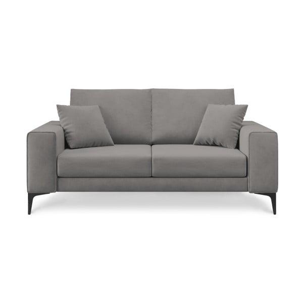 Canapea cu 2 locuri Cosmopolitan Design Lugano, gri