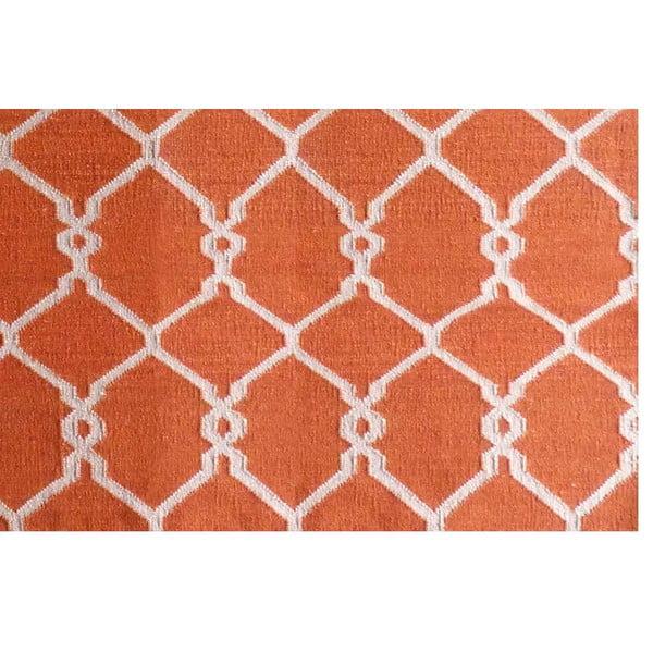 Ručně tkaný koberec Kilim Modern 119, 155x240 cm