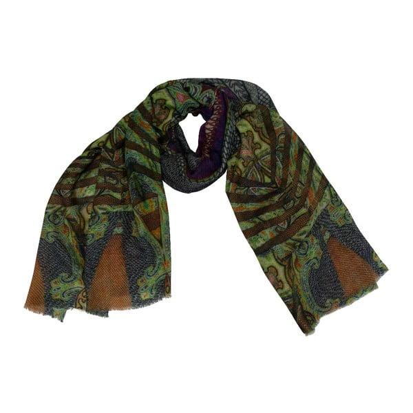 Vlněný šátek Shirin Sehan Tanja Jade