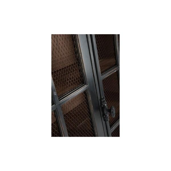 Prosklená vitrína Gauze, výška 225 cm