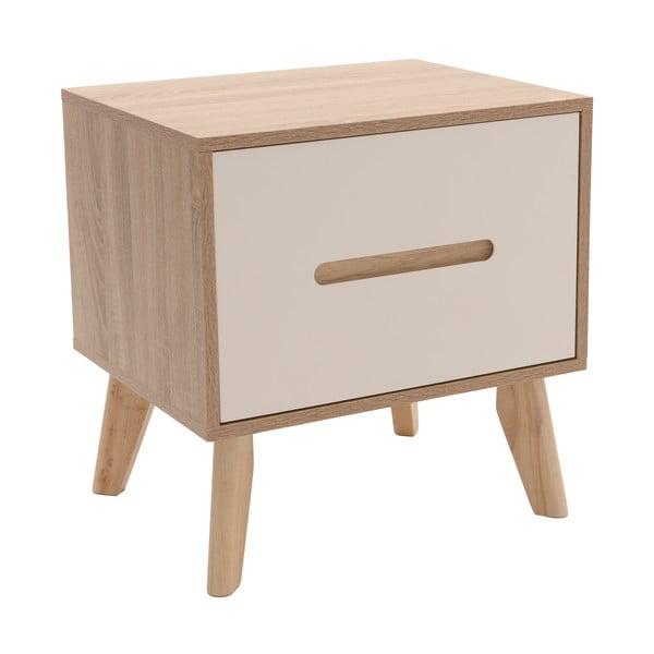 Noční stolek InArt Blond