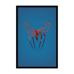 Plakát Little Spiderman, 35x30 cm