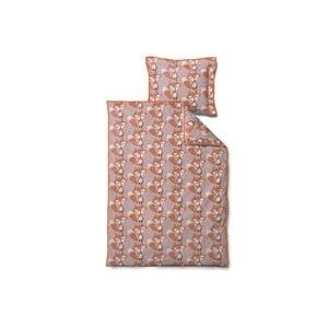 Dětské povlečení Beaded Fox Rose, 100x140 cm