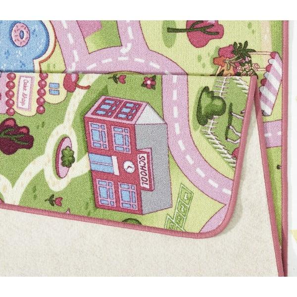 Dětský koberec Play pro holky, 200x300cm