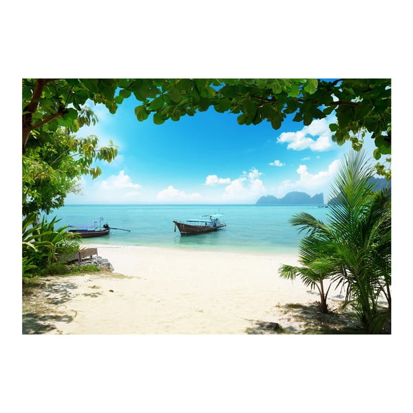 Velkoformátová tapeta Phi Phi ostrov, 366x254 cm