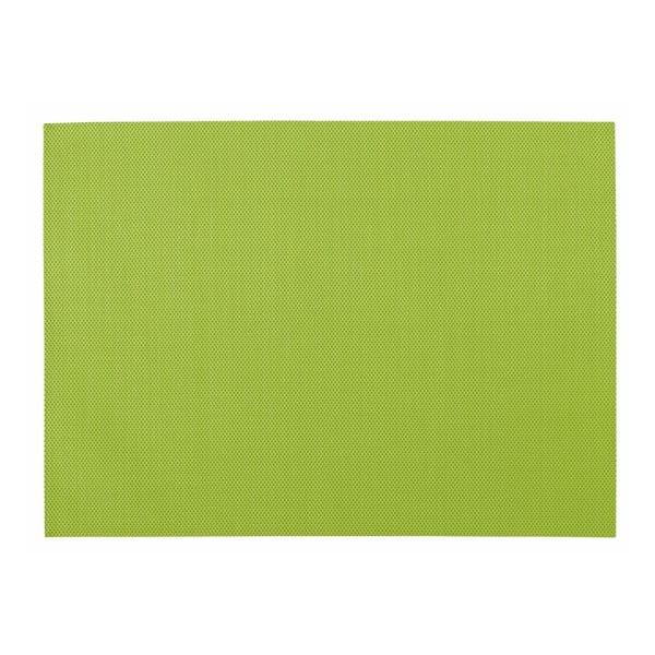 Zielona mata stołowa Tiseco Home Studio, 45x33 cm