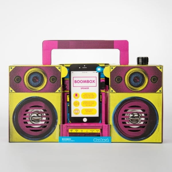 Boxă audio Just Mustard Boombox