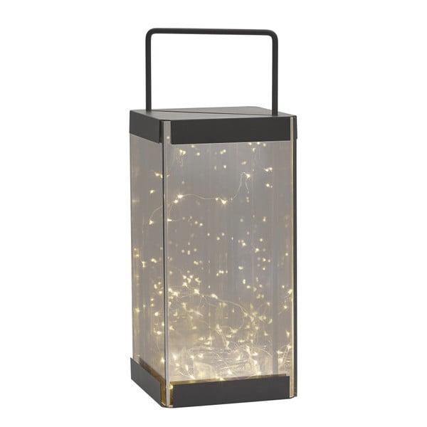 Lucerna s LED světýlky Villa Collection Quadro, 40 cm