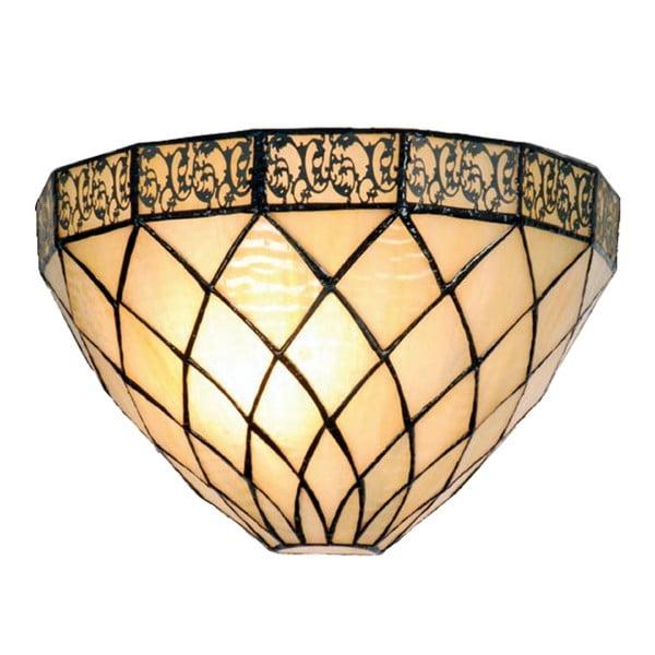 Tiffany nástěnné světlo Filigree