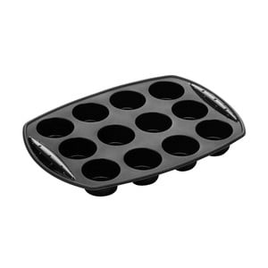 Forma na cupcaky Premier Housewares Black Mould