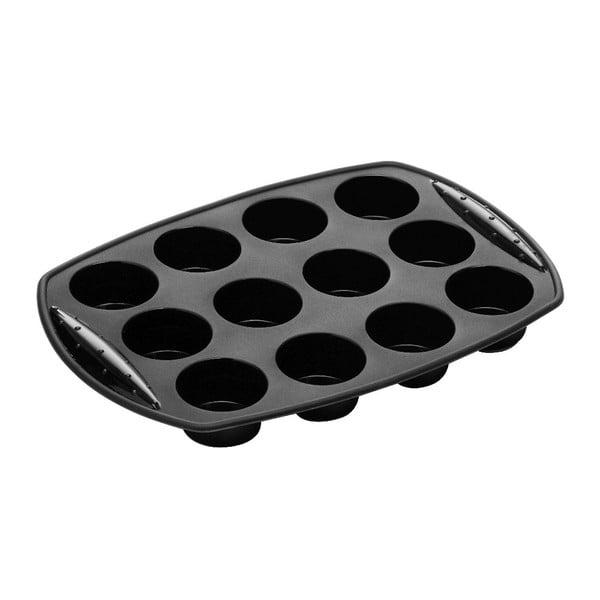 Forma na cupcaky Premier Housewares Black Mould