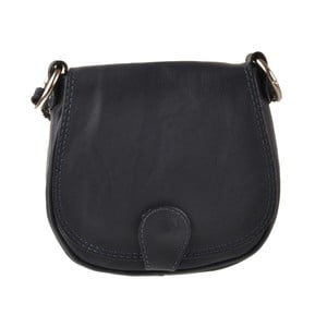 Modrá kožená kabelka Ore Diece Page