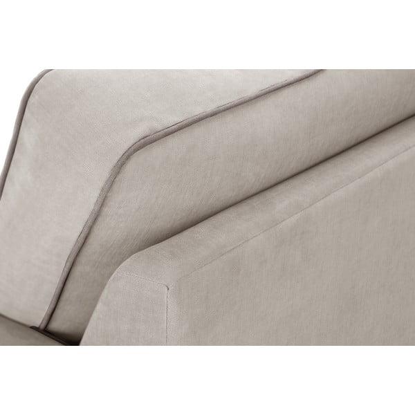 Trojdílná sedací souprava Jalouse Maison Serena, taupe