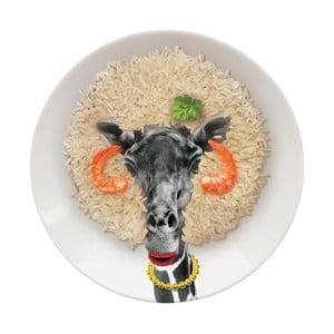 Talíř Wild Dining Žirafa