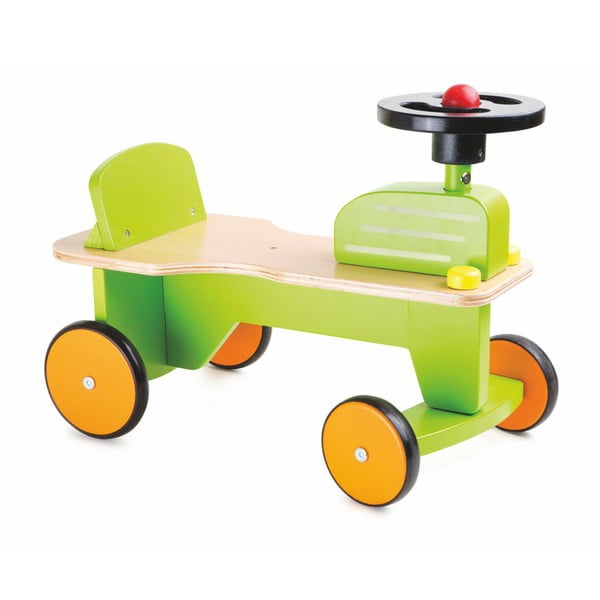 Mașinuță din lemn Legler Tractor