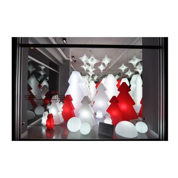 Lampa LightTree 45 cm, červená
