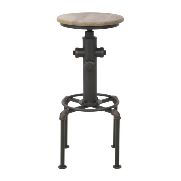 Sada 2 barových židlí Mauro Ferretti Fifth Avenue