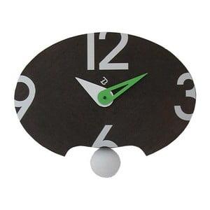 Nástěnné kyvadlové hodiny Point