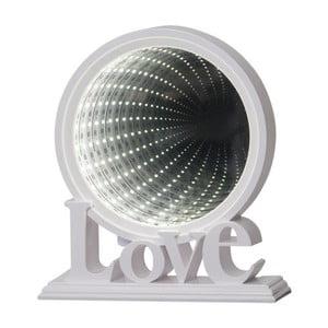 Světelná LED dekorace Best Season Mirror Infinity Lightcircle Magdo