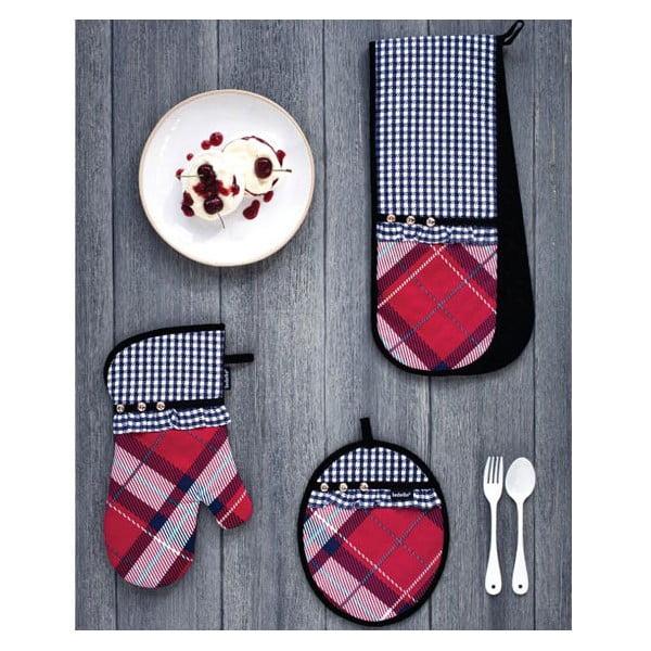 Dvojitá kuchyňská rukavice Khloe