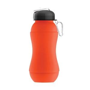 Revoluční sportovní lahev Sili-Squeeze, oranžová, 700 ml
