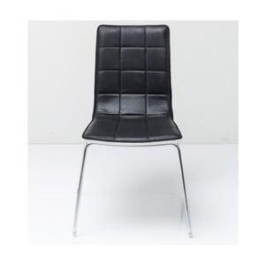 Černá židle Kare Design Fidelity