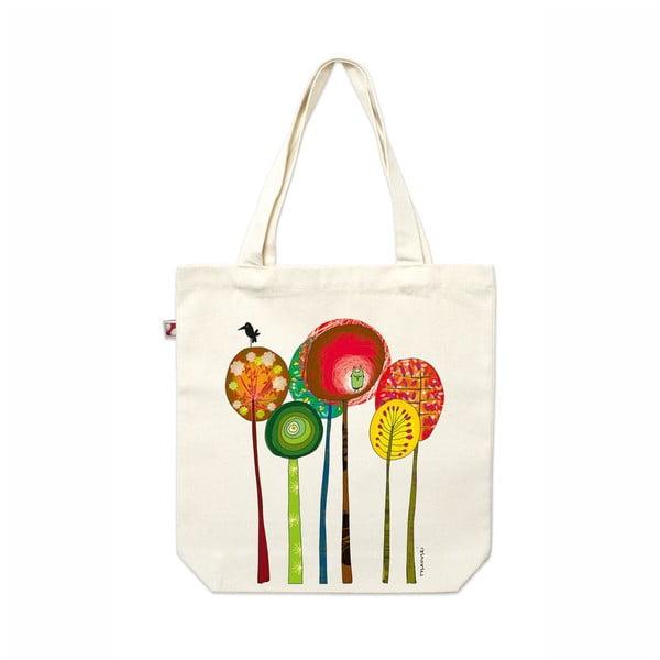 Plátěná taška Stromy II