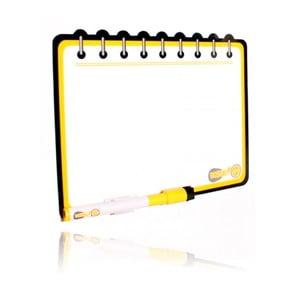 Samodržící tabule Notepad Beewax