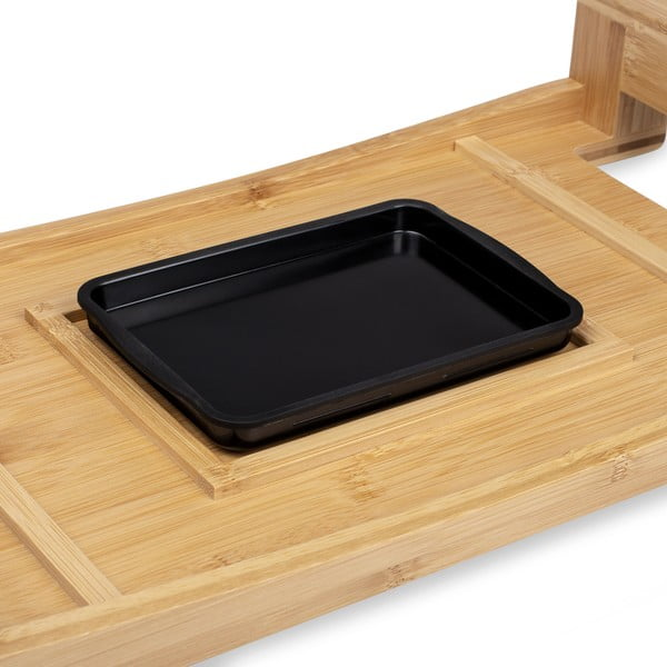 Plită electrică cu detalii din bambus Princess Table Chef Pure, intrare 1600W