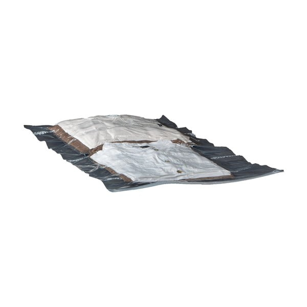 Sada 2 srolovatelných vakuových úložných obalů na oblečení Compactor Roll Up Vacuum Bags Compressbag