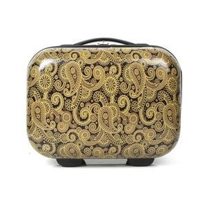 Kosmetický kufřík s potiskem INFINITIF Leopard, 12l