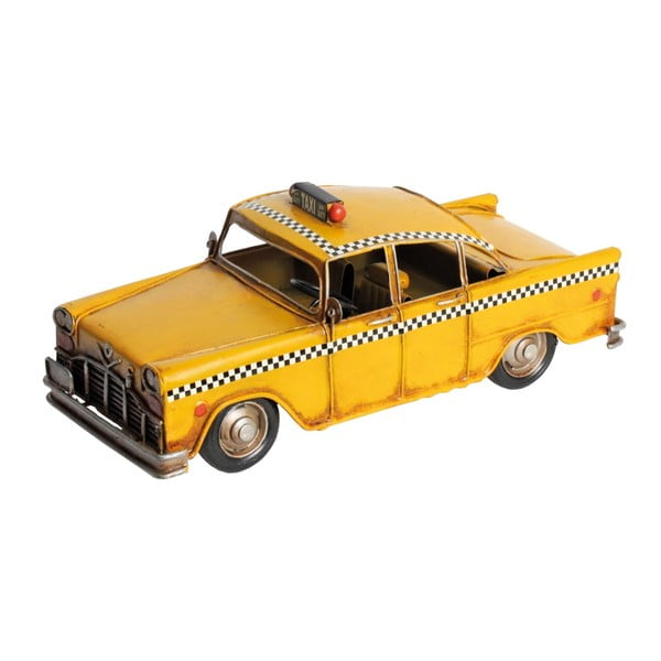 Dekorativní retro model Taxi