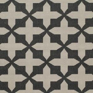 Šedý koberec Nourison Baja Chivay, 290 x 201 cm
