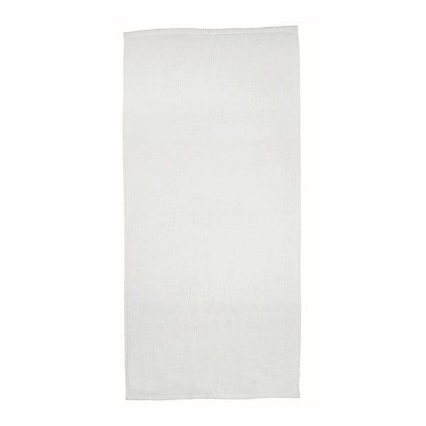Bílý ručník Kela Ladessa, 50x100 cm