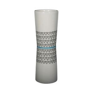 Váza Heart Vase Turquoise