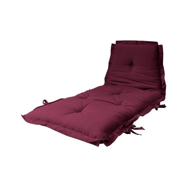 Futon/pat pentru oaspeți Karup Design Sit&Sleep Bordeaux