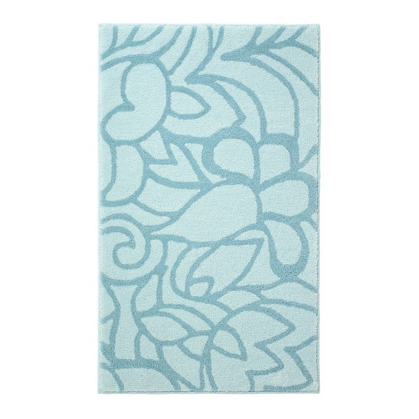 Koberec Esprit Flower Shower Blue, 60x100 cm