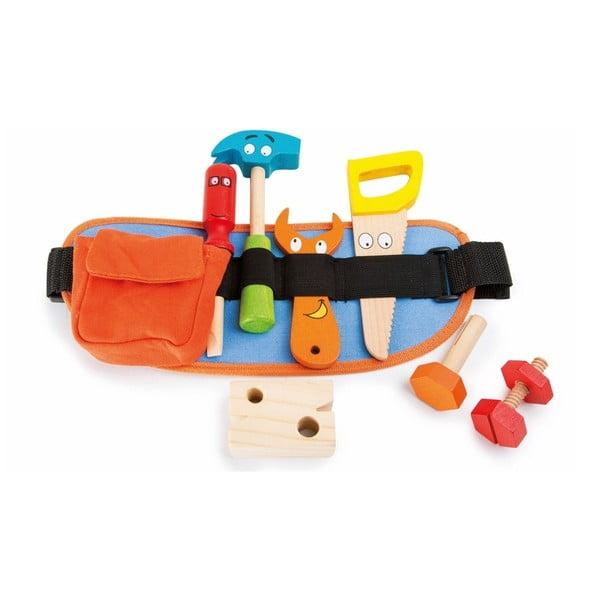 Dřevěná hrací sada pro malé kutily Legler Tool