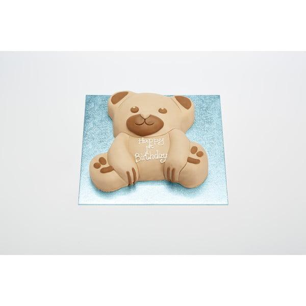Pečící forma Kitchen Craft Teddy Bear Sweetly Does It, 27x26 cm