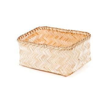Coșuleț de depozitare Compactor Halong Basket, 30 x 15 cm imagine