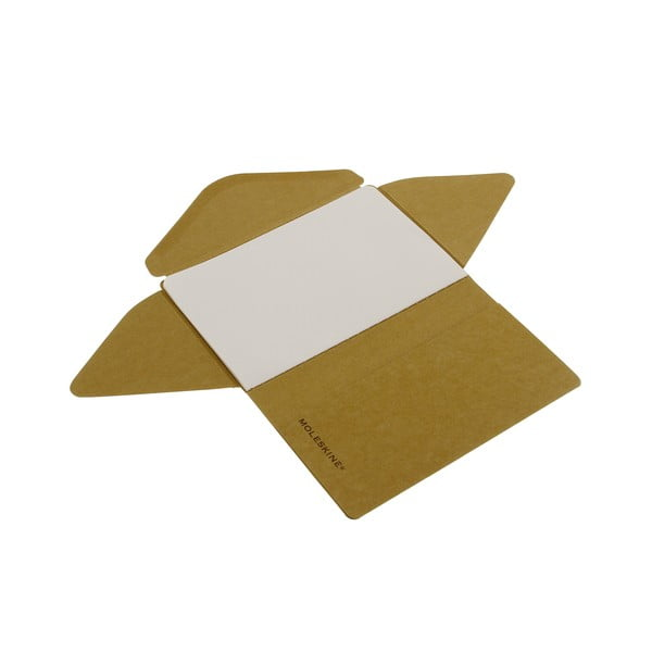 Zápisník a dopis v jednom Moleskine Maize