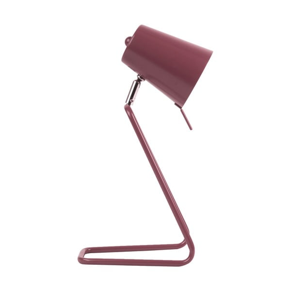 Růžová stolní lampa  Leitmotiv  Zet