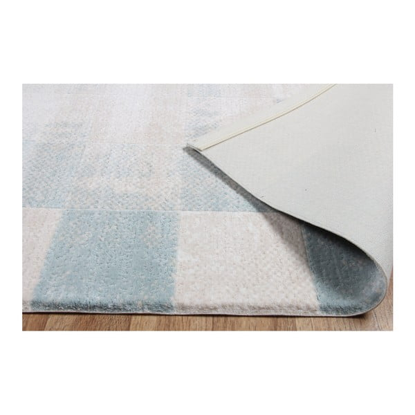Koberec Mosaic Blue, 160x230 cm