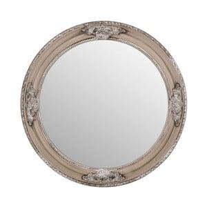 Zrcadlo v dřevěném ornamentálním rámu Moycor, ø 58 cm