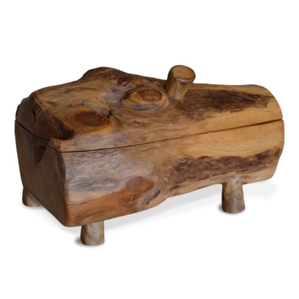 Dřevěná šperkovnice Moycor Erosi