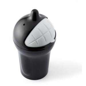 Multifunkční nádoba Mr. P Happy, černá