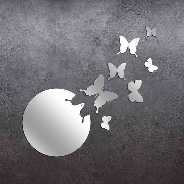 Dekorativní zrcadlo Moon Butterflies