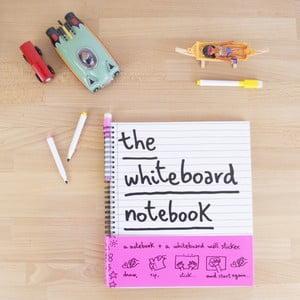 Tabulový zápisník Whiteboard