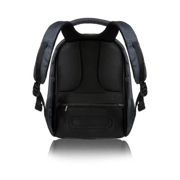Tmavě modrý bezpečnostní batoh XD Design Bobby Compact